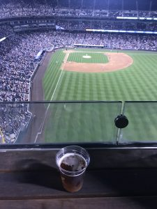 Coors Field Rooftop view