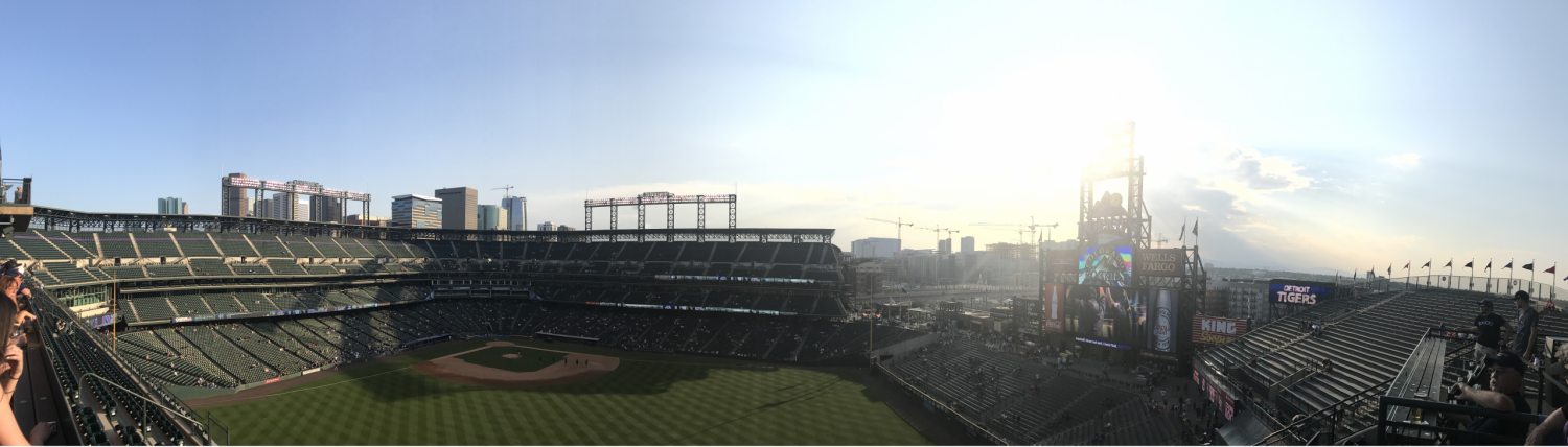 Best Rockies Seats
